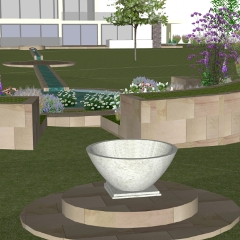contemporary landscaping chester thumbnail