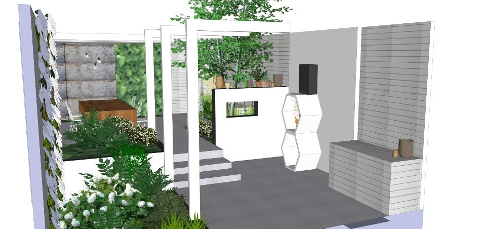 industrial garden design